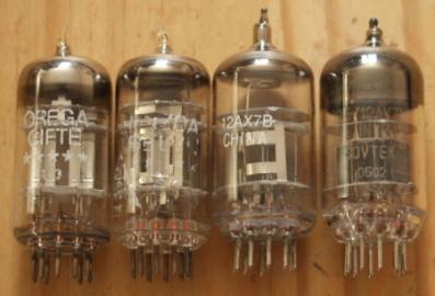 Les Lampes Anciennes et modernes (Samples P 15) - Ampli et ...
